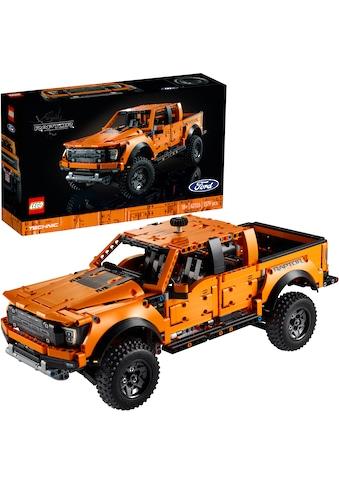 LEGO® Konstruktionsspielsteine »Ford® F-150 Raptor (42126), LEGO® Technic«, (1379... kaufen