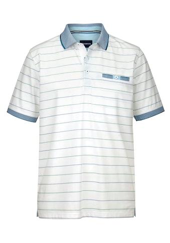 Babista Poloshirt, mit praktischen Materialeigenschaften kaufen