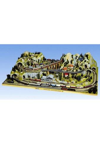 NOCH Modelleisenbahn-Fertiggelände »Silvretta«, Made in Germany kaufen