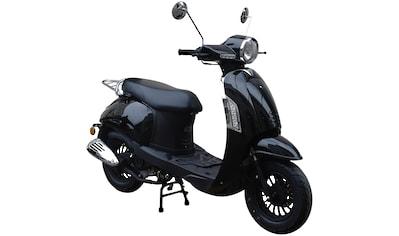 GT UNION Motorroller »Massimo«, 50 cm³, 45 km/h, Euro 4, 3 PS kaufen