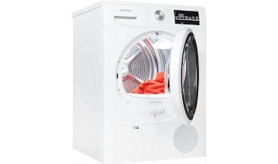 SIEMENS Kondenstrockner iQ500 WT46G402, 9 kg kaufen