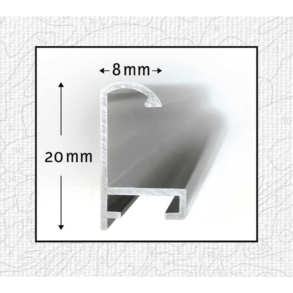 Schipper Bilderrahmen »Malen nach Zahlen, Diptychon 80x50 cm«, (Set, 2 St.), Made in Germany