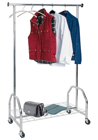 Garderobenständer, verchromt kaufen