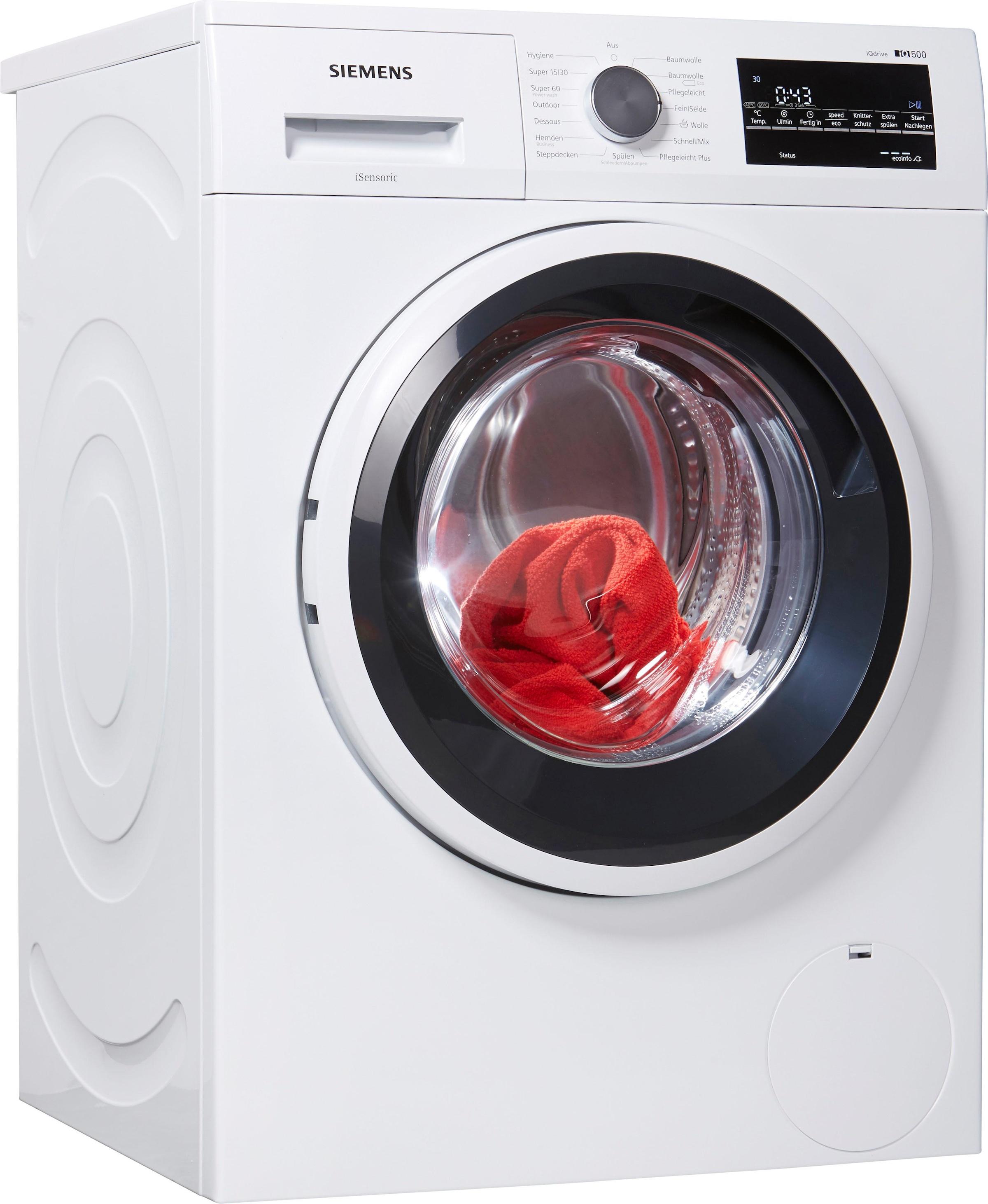 Siemens waschmaschinen onlineshop siemens waschmaschinen online
