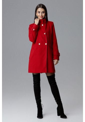 FIGL Mantel in klassischem Design kaufen