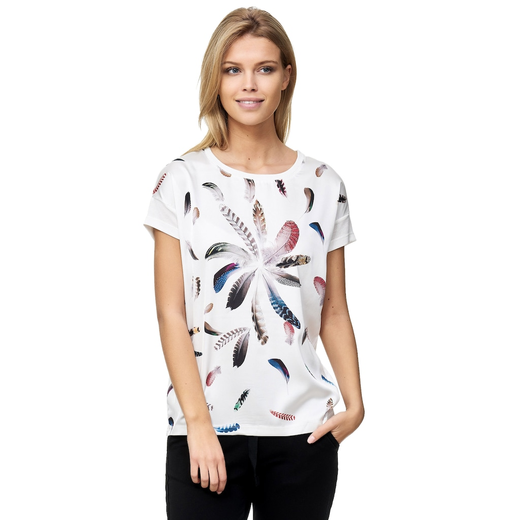 Decay T-Shirt, mit All-over Print 3955106