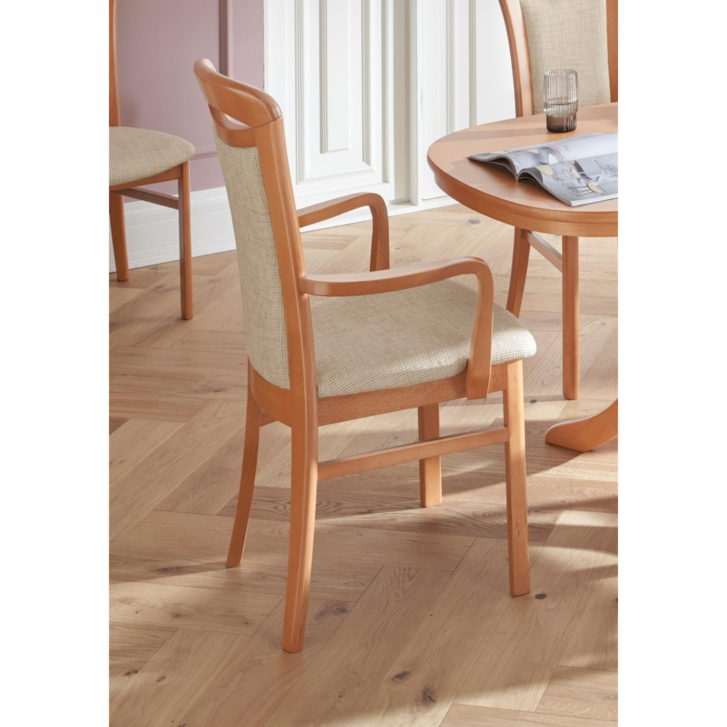 DELAVITA Stuhl »FELIX«, 1 Stück