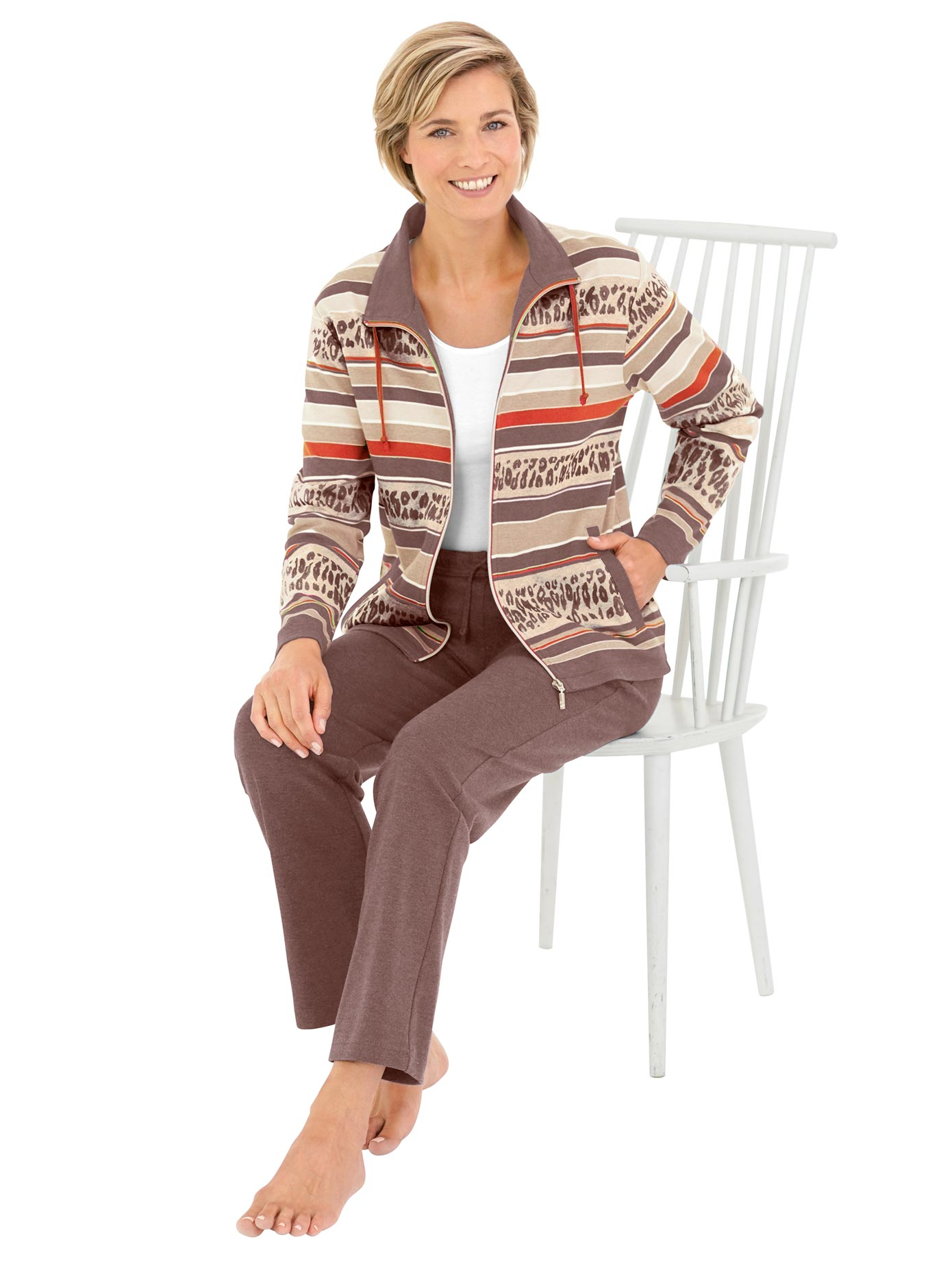 Hajo Hausanzug | Bekleidung > Homewear > Hausanzüge | Hajo