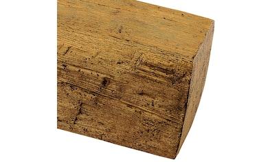 HOMESTAR Dekorpaneele 20 x 13 cm, Länge 2 m, Holzimitat, Eiche hellbraun kaufen