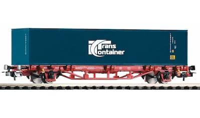 """PIKO Güterwagen """"Containerwagen Lgs579 2 Container Transcontainer, DB AG"""", Spur H0 kaufen"""
