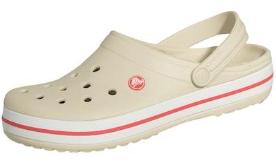 Crocs Clog »Crocsband«, cremeweiß kaufen