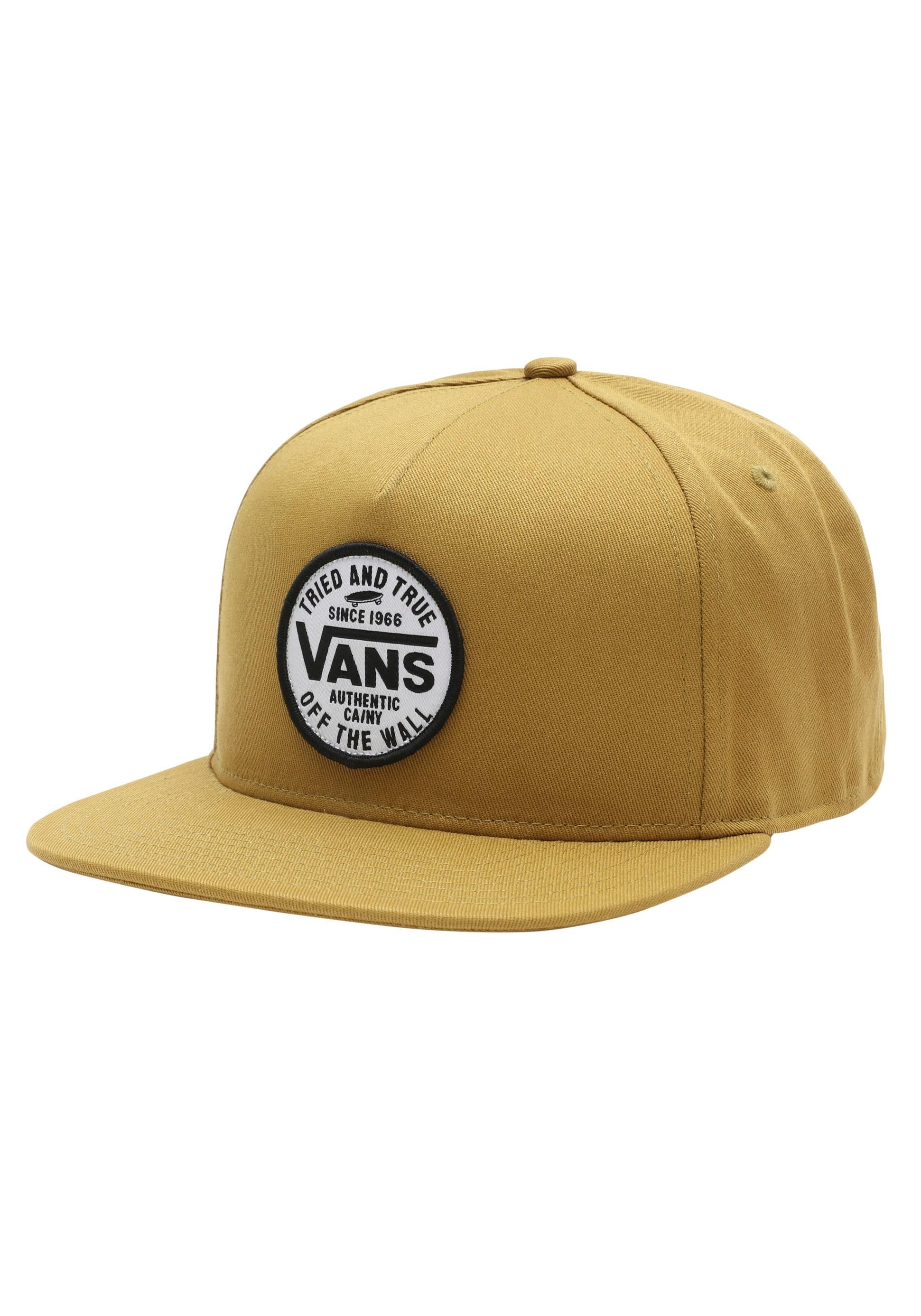 vans -  Baseball Cap LOGO PACK SNAPBACK