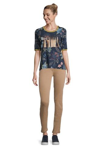 Betty Barclay Rundhalsshirt »mit Blumenprint« kaufen