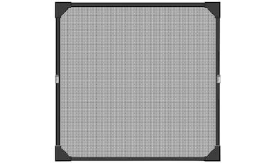SCHELLENBERG Insektenschutz - Fenster »Magnet«, BxH: 100x120 cm, anthrazit kaufen