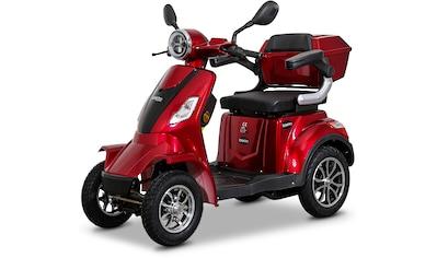 Rolektro Elektromobil »Rolektro E - Quad 25 V.3, Lithium«, 25 km/h (mit Topcase) kaufen
