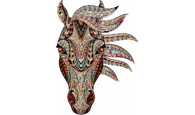 Wall-Art Wandtattoo »Metallic Horse« kaufen
