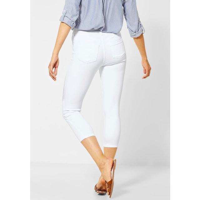 STREET ONE Slim-fit-Jeans »York«
