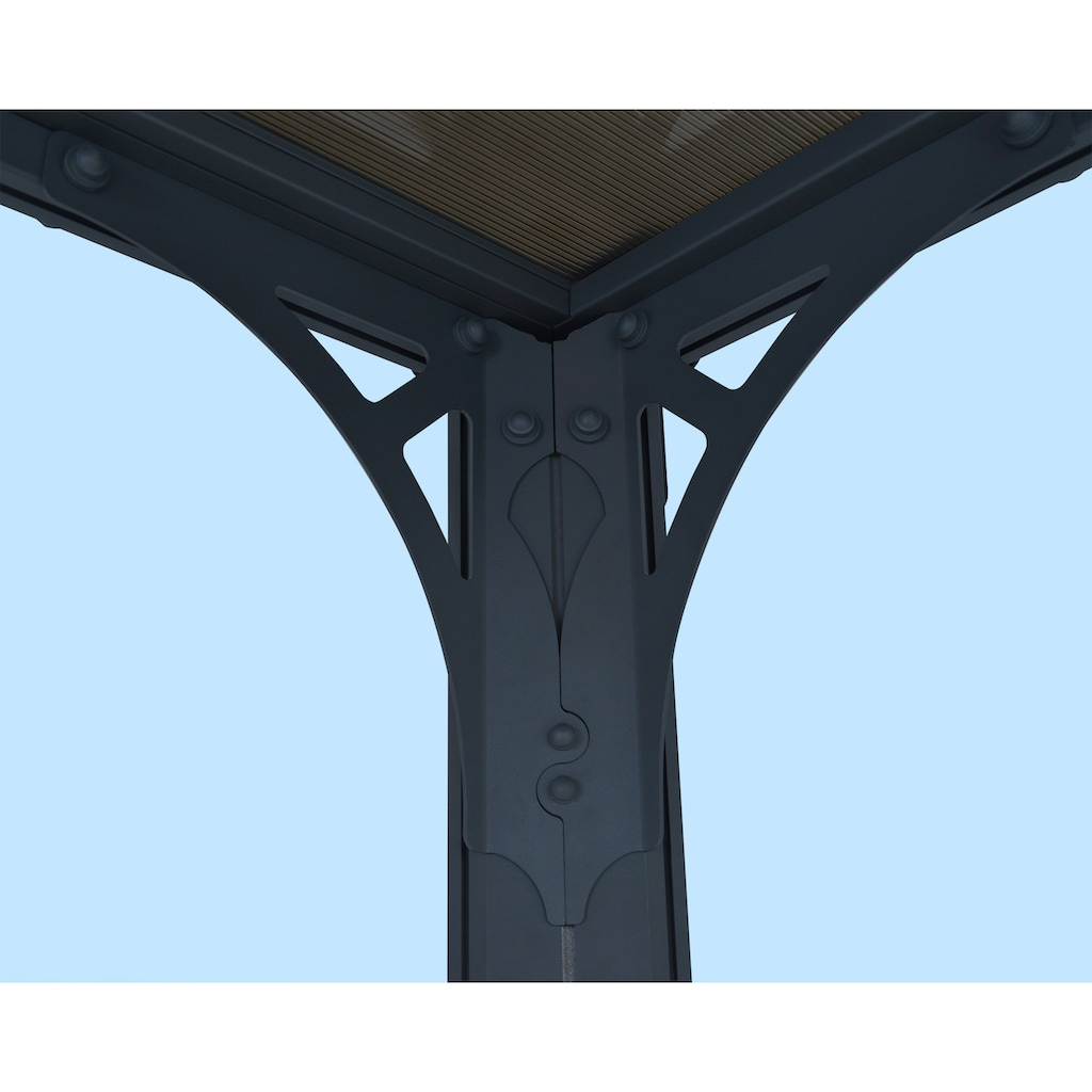 Palram Pavillon »Milano«, BxT: 309x309 cm