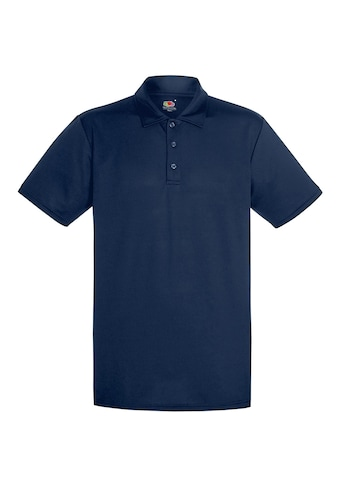 Fruit of the Loom Poloshirt »Herren Polo - Hemd, kurzärmlig« kaufen
