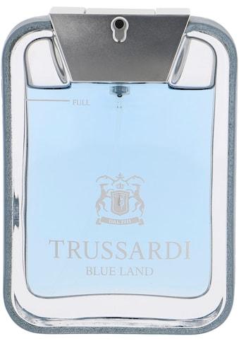 Trussardi Eau de Toilette »Blue Land« kaufen