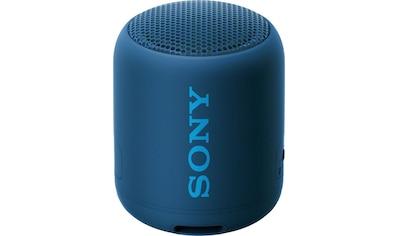 Sony Bluetooth-Lautsprecher »SRS-XB12«, Freisprechfunktion für Anrufe kaufen