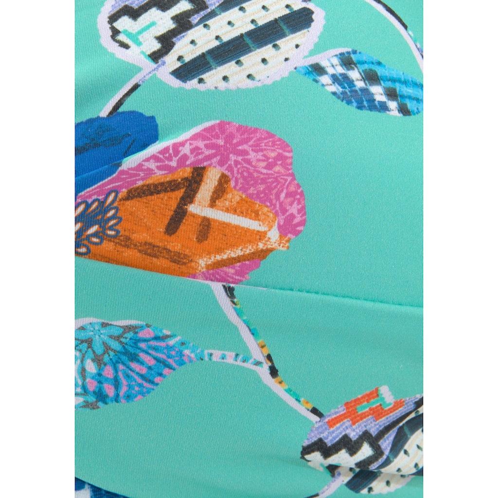Sunseeker Bügel-Bandeau-Bikini-Top »Jam«, mit Wickeloptik