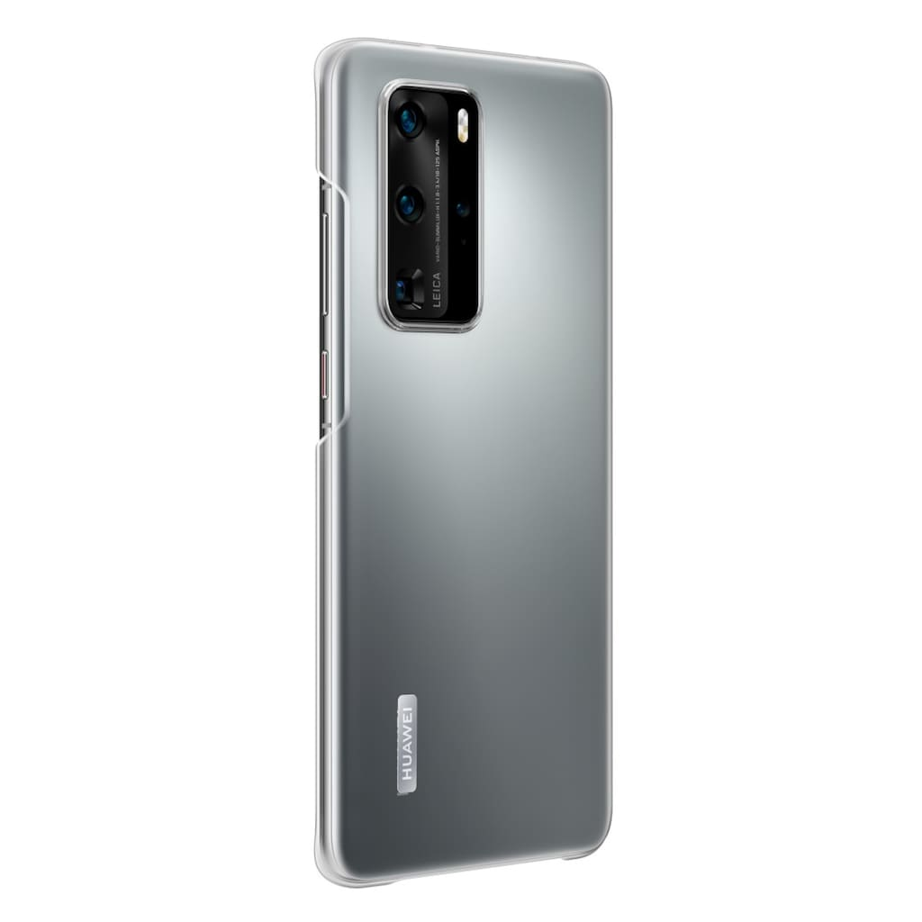"Huawei Cover, Hülle ""Clear Case"" für HUAWEI P40 Pro, Transpar"