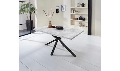 HELA Esstisch »MALOU«, Breite 160-200 cm kaufen