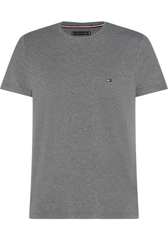 TOMMY HILFIGER T - Shirt »STRETCH SLIM FIT TEE« kaufen