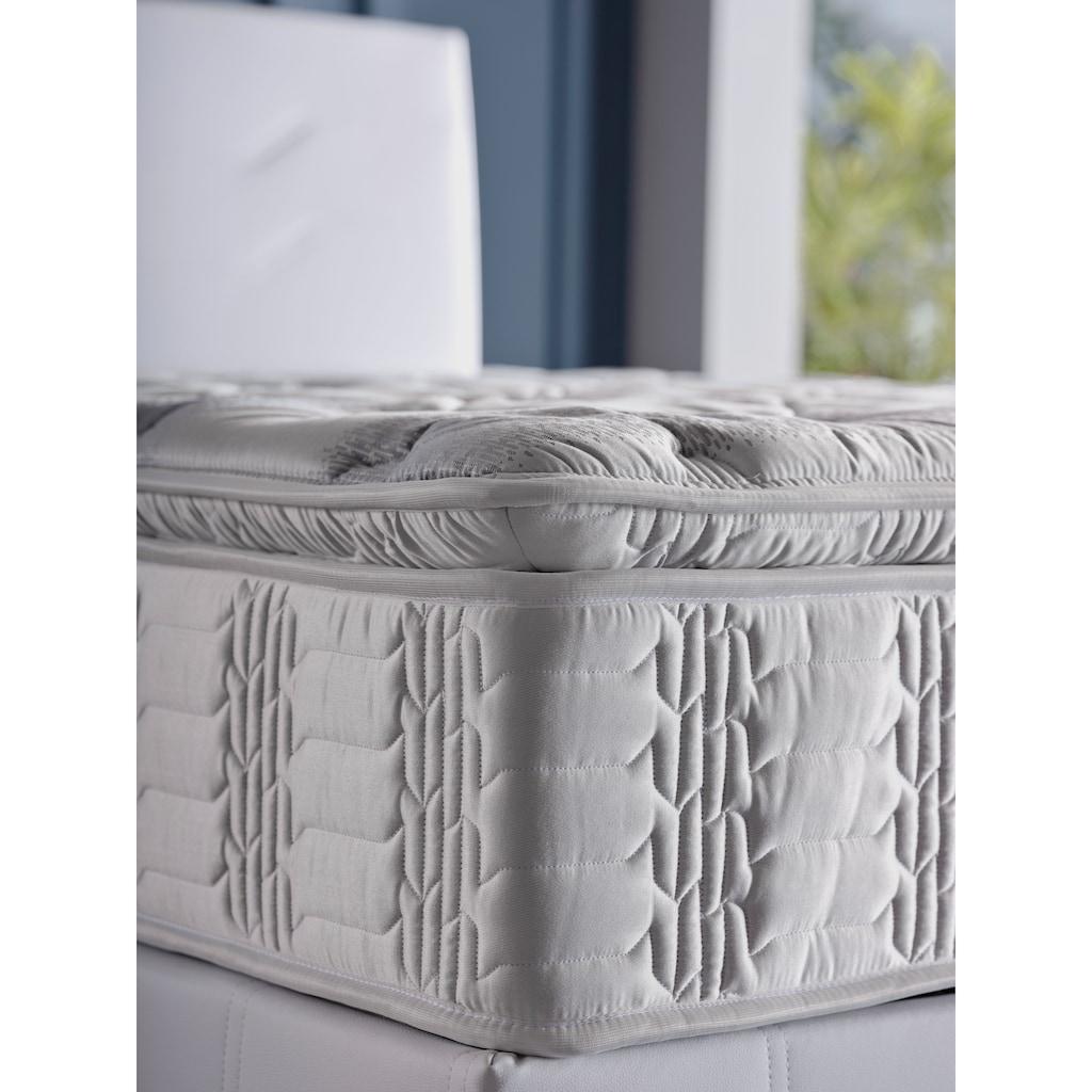 İSTİKBAL Taschenfederkernmatratze »New Comfort Sleep«, 35 cm cm hoch, 392 Federn, (1 St.), unvergleichlicher Schlafkomfort, mit aufgenähtem Komfortschaumtopper