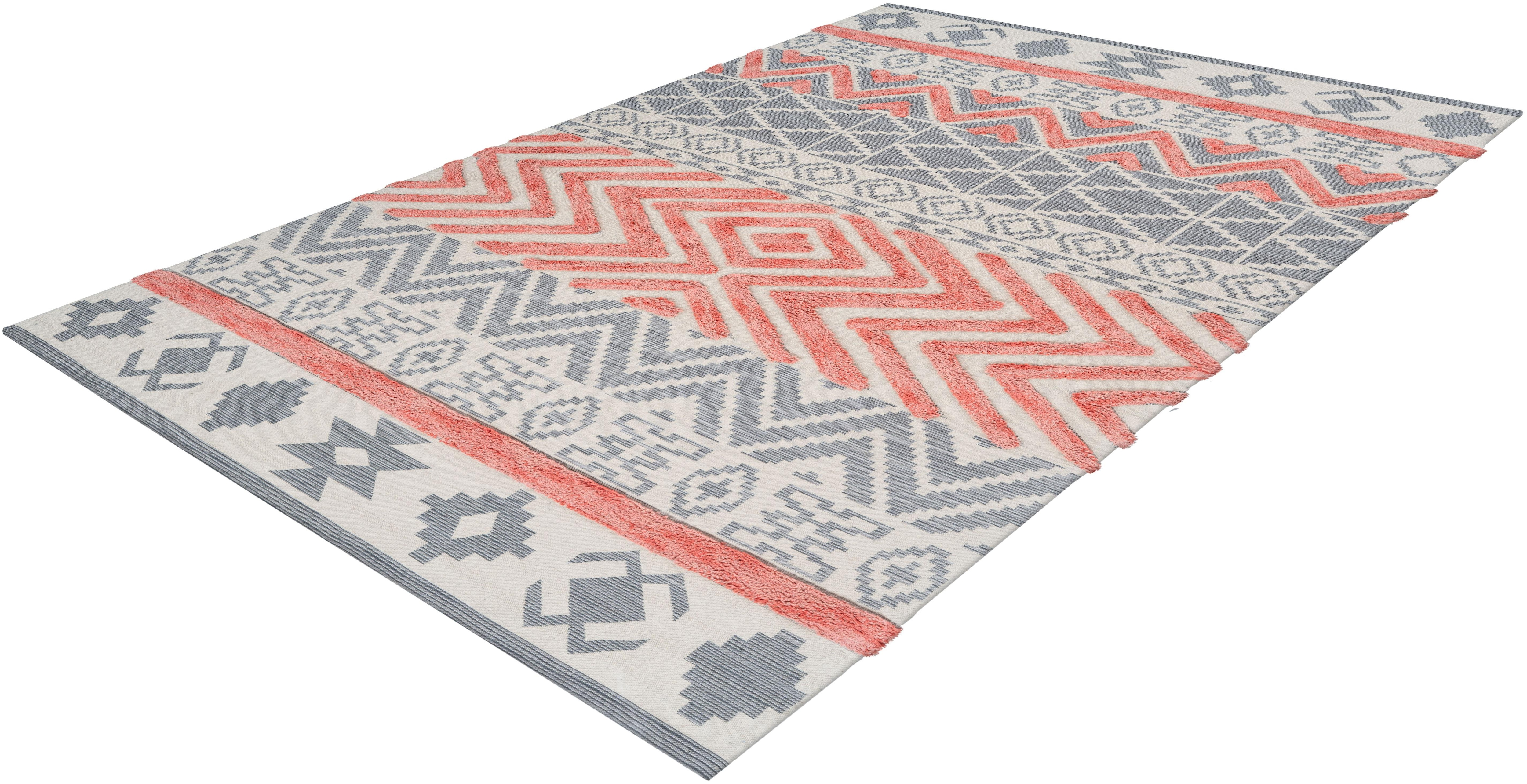 Teppich Ethnie 100 Arte Espina rechteckig Höhe 10 mm maschinell gewebt