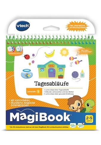 "Vtech® Buch ""MagiBook Lernstufe 1  - Tagesabläufe"" kaufen"