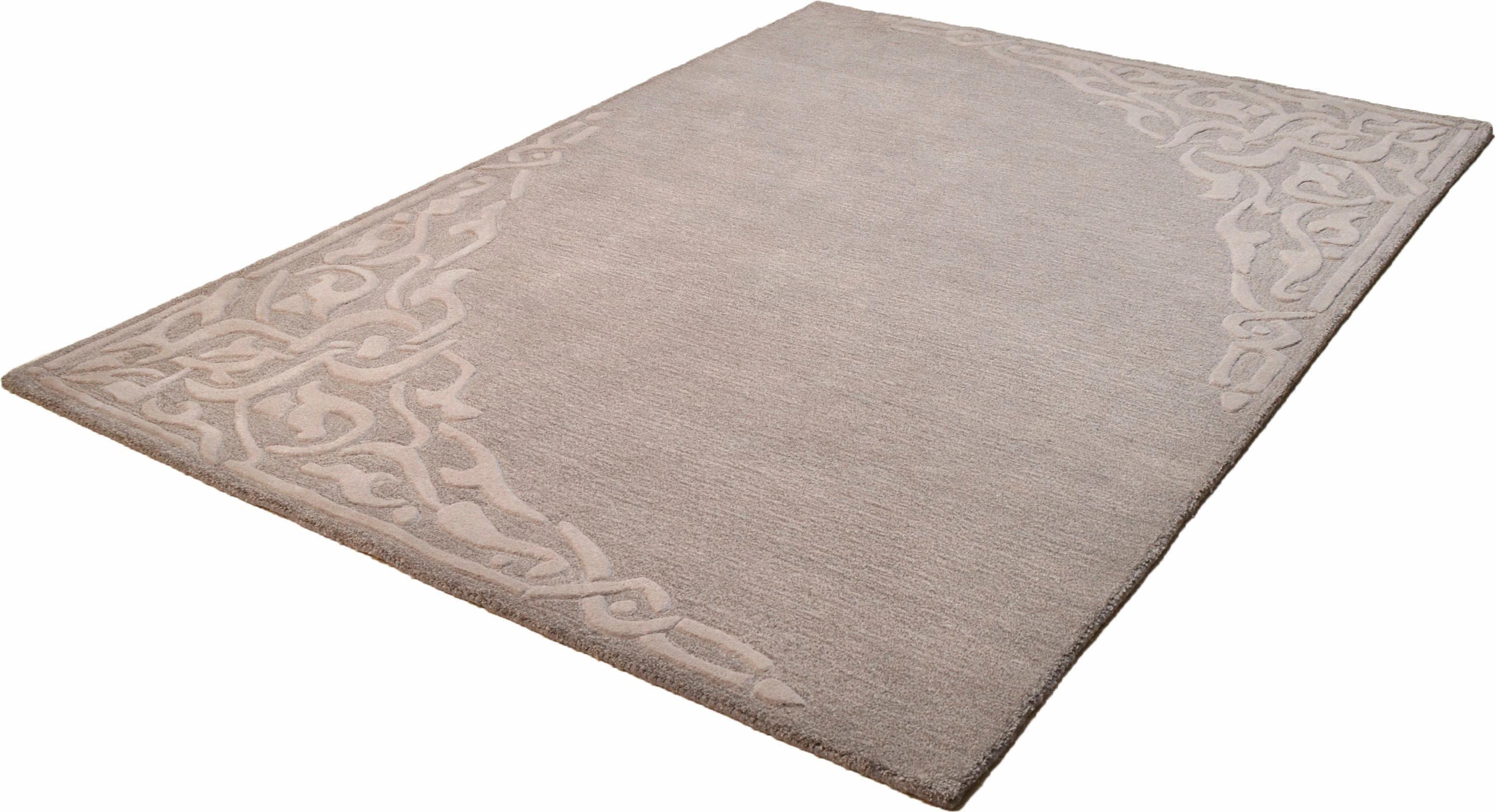 Teppich Aloha 8101 THEKO rechteckig Höhe 10 mm handgetuftet
