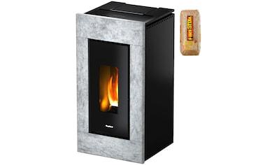 FREEPOINT Pelletofen »Vega airtight«, Naturstein, 11 kW, Dauerbrand, inkl. 15 kg Holzpellets kaufen