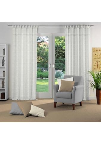 Vorhang, »Wiessee«, Wirth, Schlaufen 1 Stück kaufen