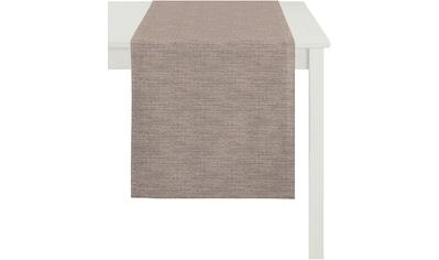 APELT Tischläufer »Avalon, Uni-Basic«, (1 St.) kaufen