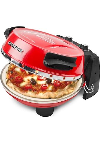 G3Ferrari Pizzaofen »G10032 Napoletana«, 1200 W, mit zusätzlichem Stein im Deckel zum... kaufen