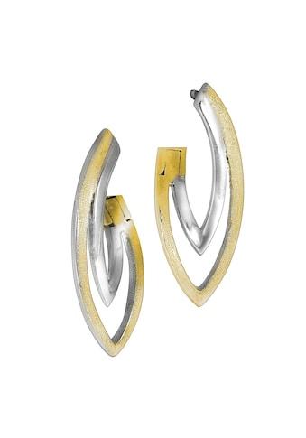Vivance Klappcreolen »925/ -  Sterling Silber bicolor« kaufen