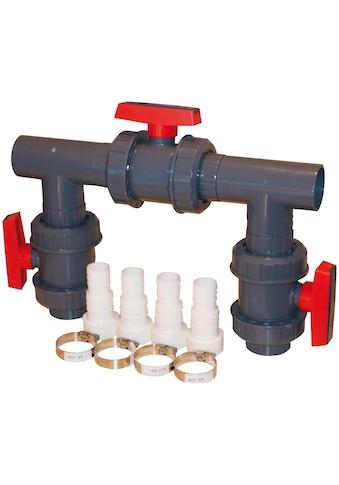 KWAD Wärmepumpe »Bypass Kit D50 für Wärmepumpen«, für Pools bis 60.000 l kaufen