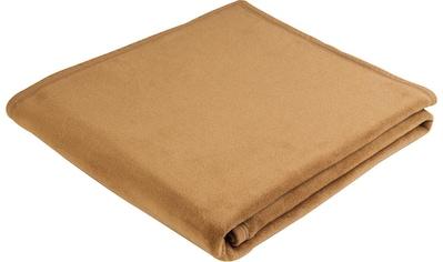 BIEDERLACK Wohndecke »Uno Cotton« kaufen