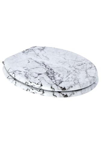 WC-Sitz Marmor in Marmor-Optik kaufen