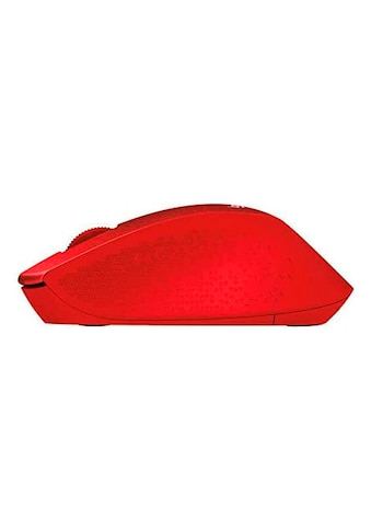 Logitech »M330 Silent Plus Red« Maus (1000 dpi) kaufen