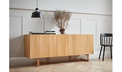 andas Sideboard »Trauth«, Design by Morten Georgsen, mit massiven Eichenholzbeinen, in... kaufen