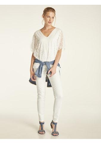 Jeansjacke mit Schmuckbesatz kaufen