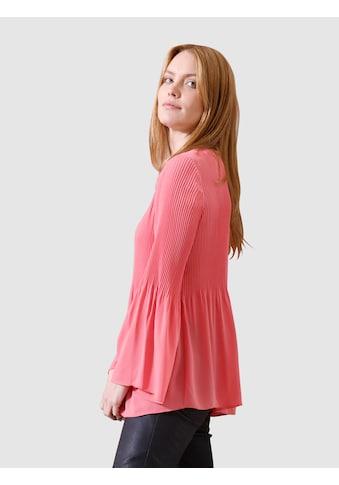 Laura Kent Schlupfbluse, mit Plissée kaufen