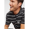 PUMA T-Shirt »FUSION Striped Tee«