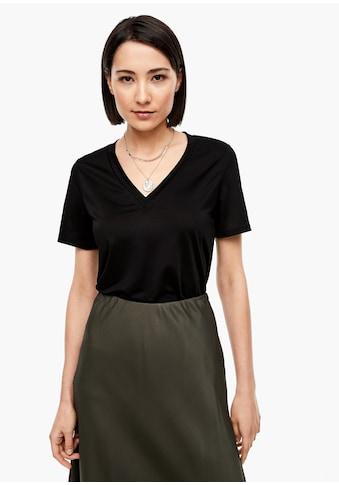 s.Oliver BLACK LABEL T - Shirt kaufen
