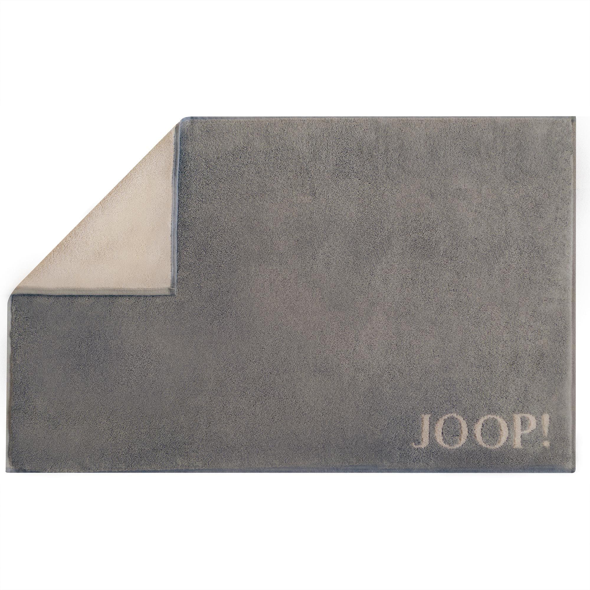 Badematte Doubleface, Joop, Höhe 4 mm, fußbodenheizungsgeeignet beidseitig nutzbar | Bad | Joop!