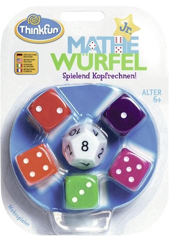 Thinkfun® Spiel »Mathe Würfel Junior« kaufen