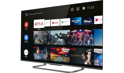 TCL 50P816 LED - Fernseher (127 cm / (50 Zoll), 4K Ultra HD, Android TV kaufen